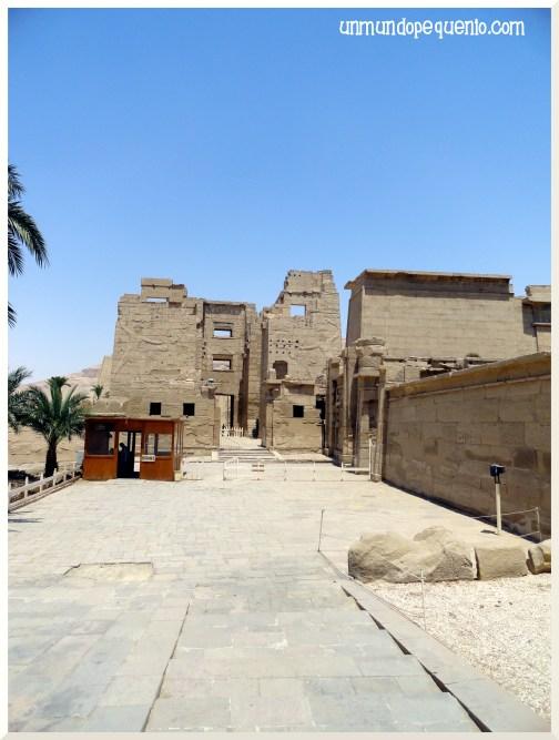 Templo Ramsés III