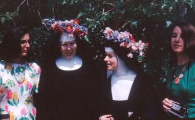 Celebración del Día de María 1964