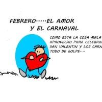 San Valentín Carnaval