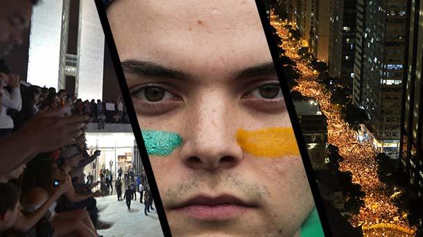 Coletânea Podcast: Protestos
