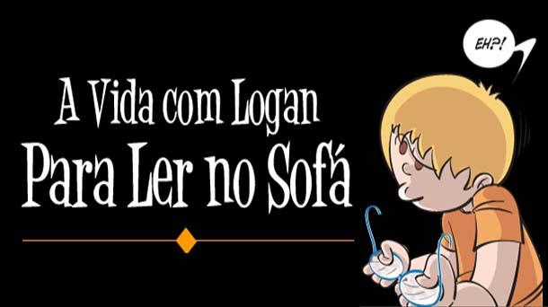 A Vida com Logan para Ler no Sofá