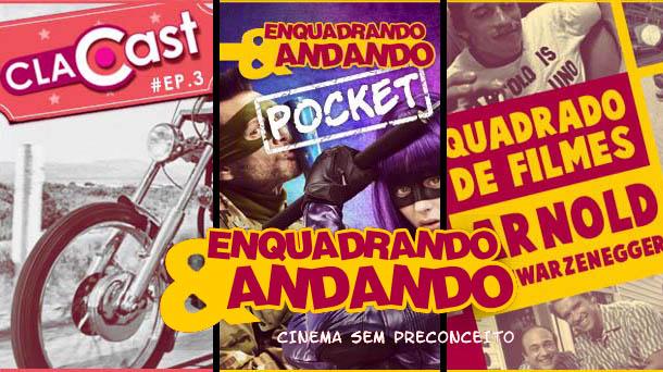 Enquadrando & Andando – Podcast de Cinema | Encerrado