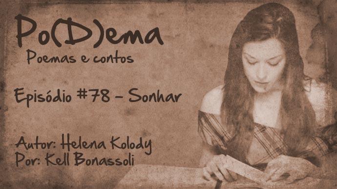 Po(D)ema #78 – Sonhar