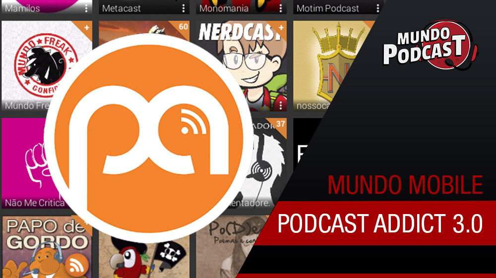 Podcast Addict 3.0