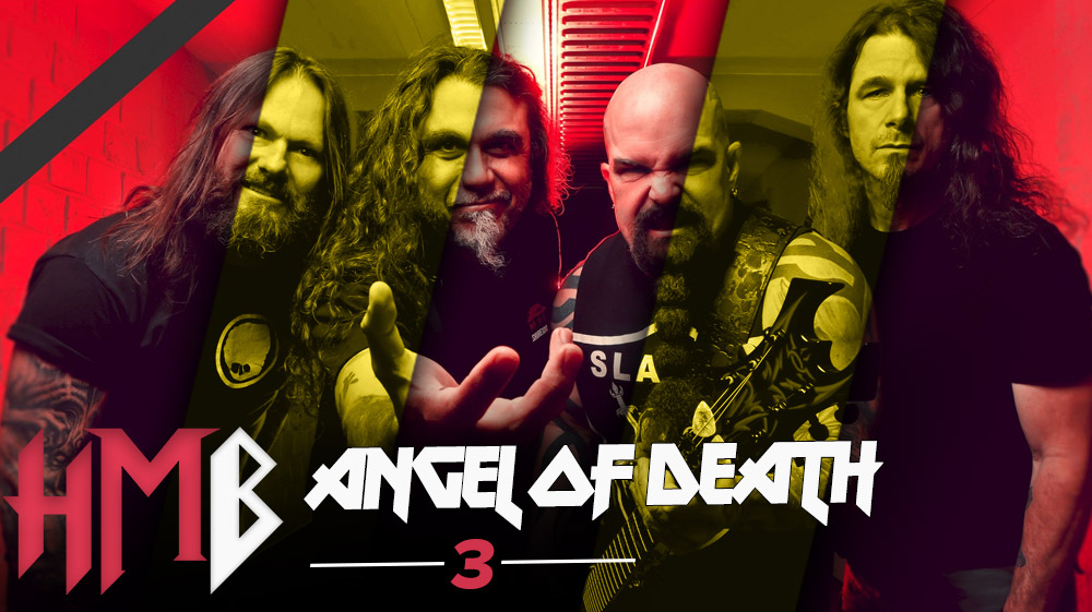 Heavy Metal Bí¶x #3 Angel of Death