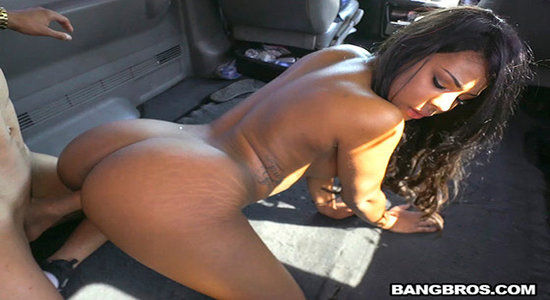 BangBus - Let's not wait to fuck Zoey Reyes