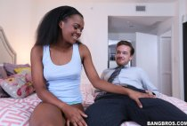 Brown Bunnies - Haylee Wynters gets a sex lesson from her stepdad