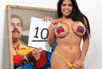 Cumlouder - Sheila Ortega - Pure Venezuelan Gold