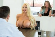 Brazzers Exxtra - Nicolette Shea - Don't Bring Your Sister Around Me