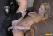 FakeCop - Cops Charm Gets MILF Wet