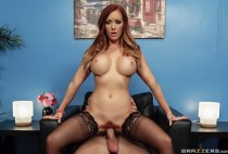 Big Tits At Work - Dani Jensen - Underpaid, Overworked, And Completely Fucked