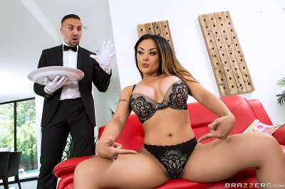 Dirty Masseur - Who's Your Butler?