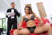 Dirty Masseur - Kaylani Lei - Who's Your Butler?
