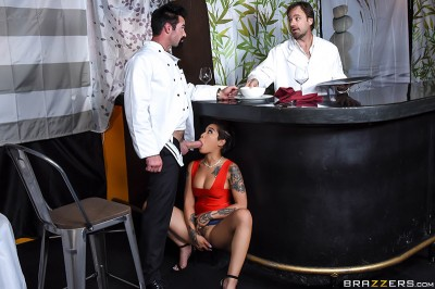 Brazzers Exxtra - Tasting The Chef