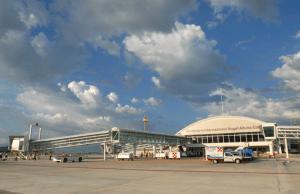 aeródromo civil de servicio público en Palenque