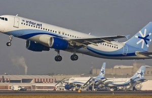 Avion-Airbus A320 interjet