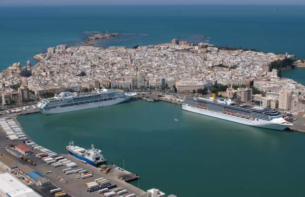 puerto de cadiz