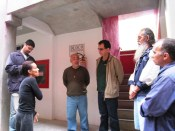 City Councilman Reimont visits Rocinha to hear complaints about PAC I