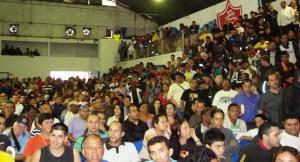 UPP Rocinha, 1st meeting