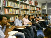 Community Board for Rocinha meeting november 2011