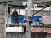 BOPE in Rocinha | Laboriaux