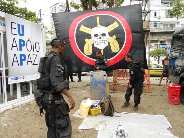 UPP Day 3 Rocinha