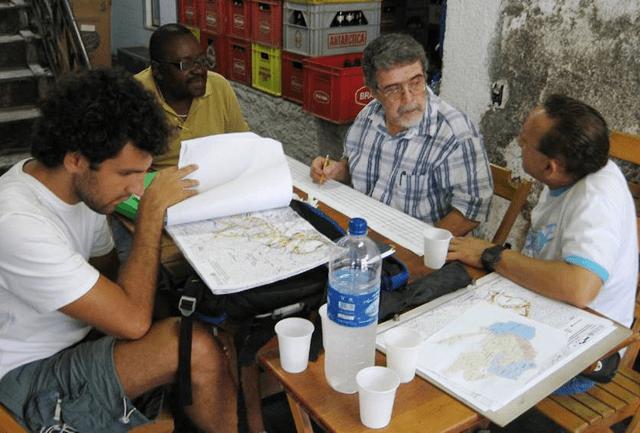 Toledo in Rocinha, 2006