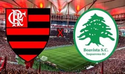 Flamengo pega Boavista na estreia do Carioca