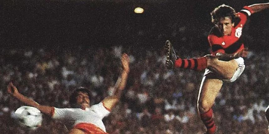 Na madrugada de sábado, SporTV irá reprisar título da Libertadores e Mundial de 81 do Flamengo