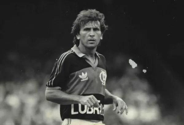 Você sabia? Real Madrid tentou tirar Zico do Flamengo em duas oportunidades
