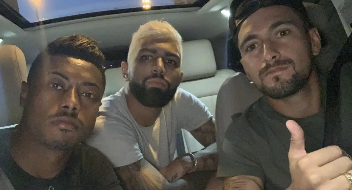Trio de reforços do Flamengo: decisivo em clássicos neste início de temporada
