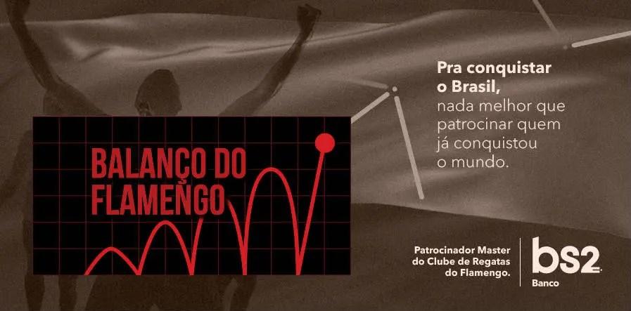 Dez esclarecimentos sobre o BS2, novo patrocinador máster do Flamengo