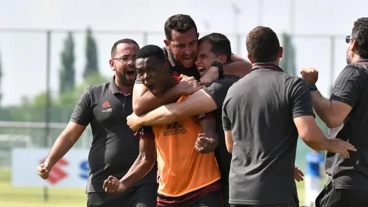 Sub-16 chega ao terceiro título internacional em 2019