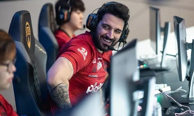 BrTT e Shrimp estão de saída do Flamengo eSports