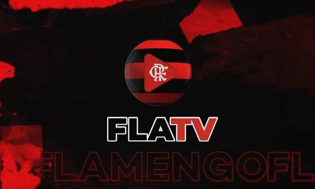Com o apoio da Ferj, Fla TV monta transmissão no Maracanã para exibir Fla-Flu