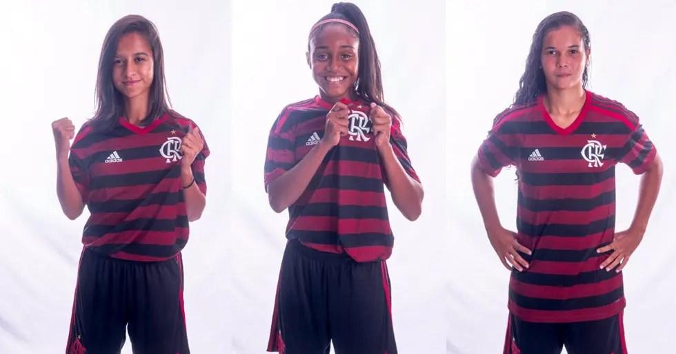 Samara, Maria Peck e Nilis brilham, e Flamengo faz 11 a 0 no Brasileiro Feminino Sub-18