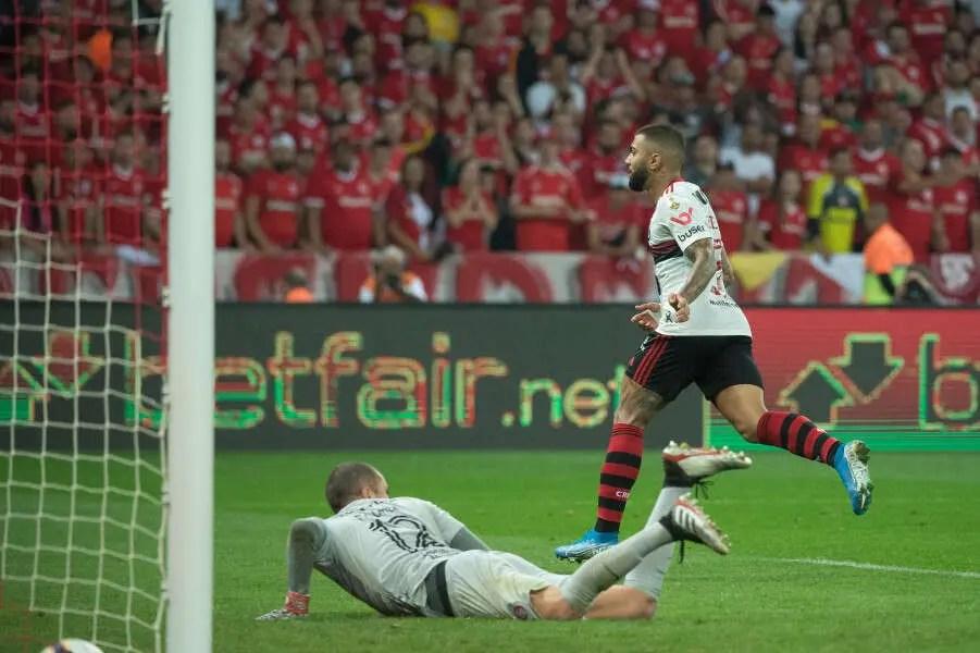 Atuações e notas de Internacional 1×1 Flamengo