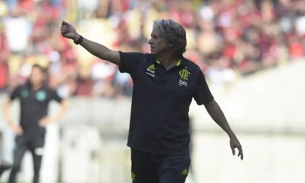 """Jornalista português diz que Jesus """"está a dominar o Brasil"""", e programa analisa: Flamengo seria campeão em Portugal?"""