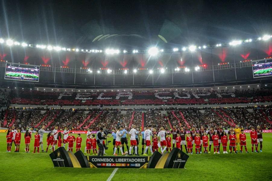 Se Flamengo e Grêmio avançarem, rubro-negro decide vaga para a final no Maracanã