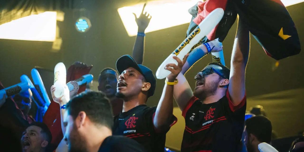 Flamengo eSports abre as portas da One Academy para a torcida no sábado (01/02)