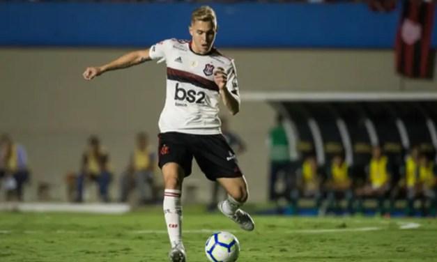 Insatisfeito no Flamengo, Piris da Motta recebe sondagens do Atlas-MEX