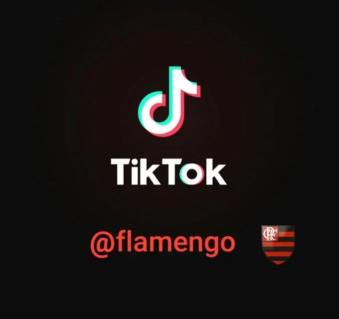 Flamengo é o primeiro clube da América a atingir 1 milhão de seguidores no TikTok