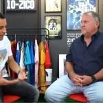 """Rafinha fala da carreira, revela conversa com Tite, compara Jesus e Guardiola e confessa a Zico """"sem demagogia"""" que não esperava encontrar o que encontrou no Flamengo"""
