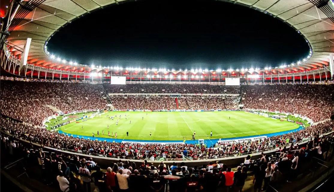 Vai lotar! Flamengo divulga nova parcial de ingressos contra o Corinthians