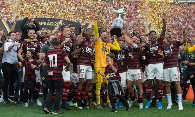 Os números do Campeão: análise estatística do Flamengo na Libertadores 2019
