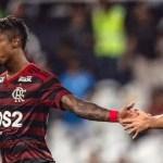 Benfica quer pagar menos da metade da multa por atacante do Flamengo