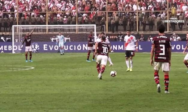Téo Benjamin: um raio-X do gol do título da Libertadores