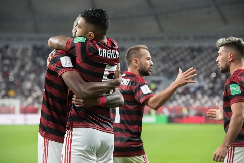 """""""Tá difícil de parar, os coringas do Flamengo"""": funk vira hit entre os atletas"""