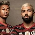 2009x2013x2019: B. Henrique e Gabigol vencem Imperador e Hernane, e são eleitos os atacantes dos últimos anos do Flamengo