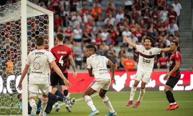 Flamengo x Athletico, pela Supercopa do Brasil, terá transmissão em Portugal